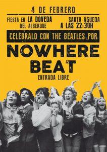 NOWHERE BEAT @ LA BOVEDA DEL ALBERGUE | Zaragoza | Aragón | España