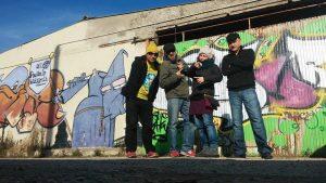 SUGAR ROOTS @ EL CRAPULA | Zaragoza | Aragón | España
