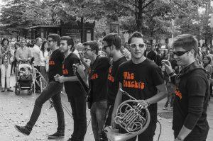 THE PONCHOS @ CAMPING CIUDAD DE ZARAGOZA | Zaragoza | Aragón | España