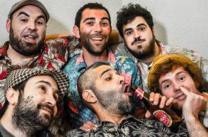 VIVO ROCK - THE BALLAGUERS @ LA BÓVEDA DEL ALBERGUE | Zaragoza | Aragón | España