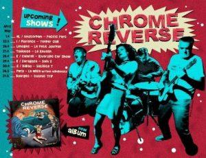 CHROME REVERSE @ SALA Z | Zaragoza | Aragón | España