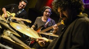 TRÍO COLLADO - BENITO - GARCÍA @ ROCK & BLUES | Zaragoza | Aragón | España