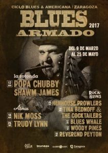 JOSH HOYER & SOUL COLOSSAL @ ROCK & BLUES | Zaragoza | Aragón | España