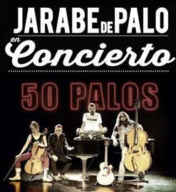 JARABE DE PALO @ TEATRO DE LAS ESQUINAS | Zaragoza | España
