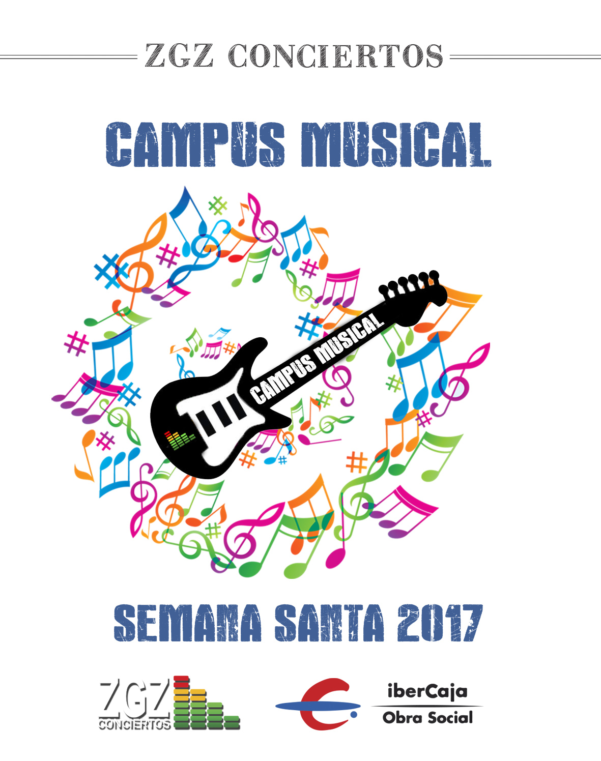 boceto campus musical 4
