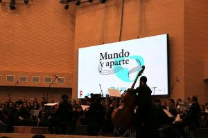 Concierto solidario 'Mundo y aparte' @ SALA MOZART | Zaragoza | Aragón | España