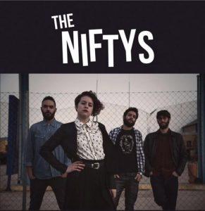 THE NIFTYS @ ROBBY ROBOT | Zaragoza | Aragón | España