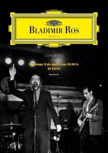 BLADIMIR ROS @ PUB EL ZORRO | Zaragoza | Aragón | España