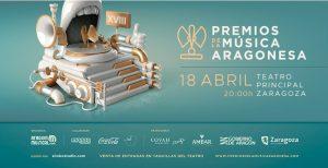 XVIII PREMIOS DE LA MÚSICA ARAGONESA @ TEATRO PRINCIPAL | Zaragoza | Aragón | España