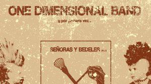 ONE DIMENSINAL BAND + SEÑORAS Y BEDELES @ PUB EL ZORRO | Zaragoza | Aragón | España