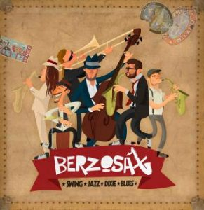 BERZOSAX @ CENTRO CÍVICO ALMOZARA | Zaragoza | Zaragoza | España