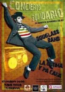 DOUGLAS BAND + LA ÚLTIMA Y PA´CASA @ SALA ZETA | Zaragoza | Aragón | España