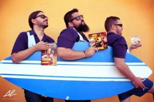 FIVE FINGERS WITH PARASOL @ ROCK & BLUES   Zaragoza   Aragón   España