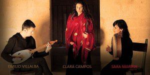 EMILIO VILLALBA + CLARA CAMPOS + SARA MARINA @ SALA MOZART | Zaragoza | Aragón | España