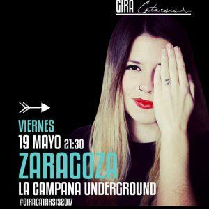 LAURA ORDÓÑEZ @ LA CAMPANA UNDERGROUND | Zaragoza | Aragón | España