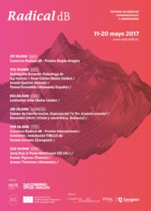 FESTIVAL RADICAL dB @ EDIFICIO ETOPIA | Zaragoza | Aragón | España