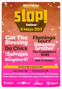 SLAP! INDOOR @ LAS ARMAS | Zaragoza | Aragón | España