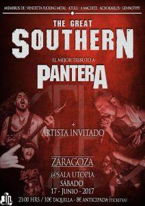 THE GREAT SOUTHERN @ SALA UTOPÍA   Zaragoza   Aragón   España