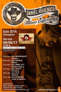 DANIEL HIGIÉNICO @ SALA ZETA | Zaragoza | Aragón | España