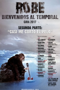 ROBE @ SALA MOZART  | Zaragoza | Aragón | España