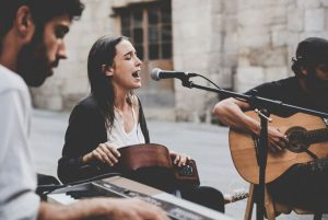 SILVIA TOMAS TRIO @ LA BÓVEDA DEL ALBERGUE | Zaragoza | Aragón | España