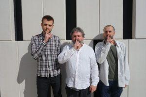 MARCELO ESCRICH & SILENT TRÍO @ CENTRO JOAQUIN RONCAL | Zaragoza | Aragón | España