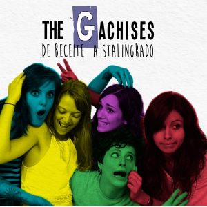 THE GACHISES @ LA BÓVEDA DEL ALBERGUE   Zaragoza   Aragón   España