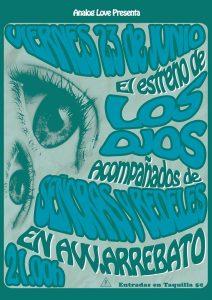 LOS OJOS + SEÑORAS Y BEDELES @ AVV ARREBATO | Zaragoza | Aragón | España