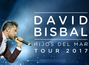 DAVID BISBAL @ PABELLON PRINCIPE FELIPE | Zaragoza | Aragón | España