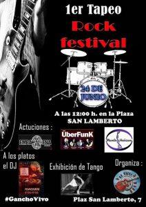 DE TAPEO ROCK @ TAPEO ROCK | Zaragoza | Aragón | España