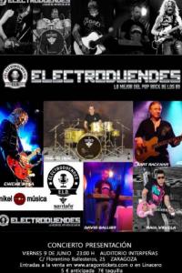 ELECTRODUENDES @ AUDITORIO INTERPEÑAS | Zaragoza | Aragón | España