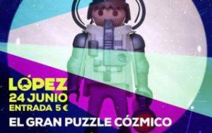 EL GRAN PUZZLE CÓZMICO @ SALA LÓPEZ   Zaragoza   Aragón   España