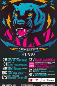 DESCOSIDO + SINSENTIDO @ SALA ZETA | Zaragoza | Aragón | España