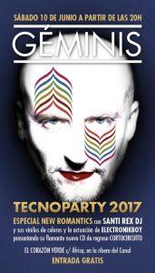 ELEKTRONIKBOY + SANTI REX DJ @ EL CORAZON VERDE | Zaragoza | Aragón | España