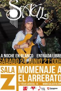 SAÚL @ SALA ZETA | Zaragoza | Aragón | España