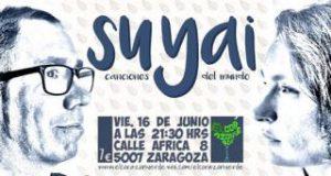 SUYAI @ EL CORAZON VERDE | Zaragoza | Aragón | España