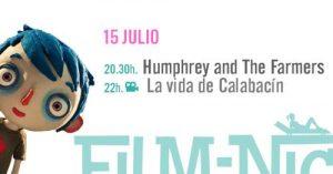 HUMPHREY AND THE FARMERS @ PARQUE BRUIL | Zaragoza | Aragón | España