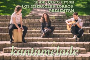 KANTAMELADE @ PUB EL ZORRO | Zaragoza | Aragón | España