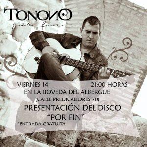TONONO @ LA BÓVEDA DEL ALBERGUE | Zaragoza | Aragón | España