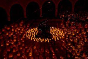 1 PIANO Y 200 VELAS - DAVID GOMEZ @ BELCHITE VIEJO | Antiguo Belchite | Aragón | España