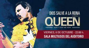 DIOS SALVE A LA REINA @ SALA MULTIUSOS | España