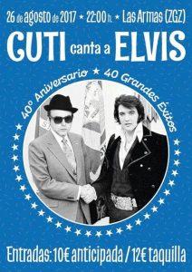 CUTI CANTA A ELVIS @ LAS ARMAS | Zaragoza | Aragón | España