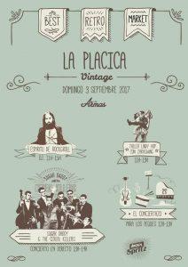 LA PLACICA VINTAGE @ LAS ARMAS | Zaragoza | Aragón | España