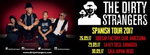 THE DIRTY STRANGERS @ LA LEY SECA | Zaragoza | Aragón | España