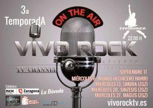 VIVO ROCK @ SALA CREEDENCE | Zaragoza | Aragón | España