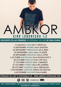 AMBKOR @ SALA LÓPEZ | Zaragoza | Aragón | España