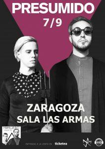 PRESUMIDO @ LAS ARMAS   Zaragoza   Aragón   España