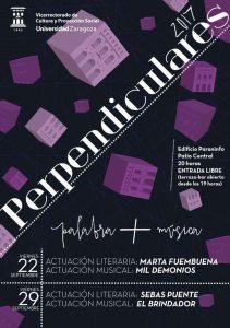 PERPENDICULARES @ PARANINFO | Zaragoza | Aragón | España