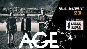 AGE @ LA LEY SECA | Zaragoza | Aragón | España