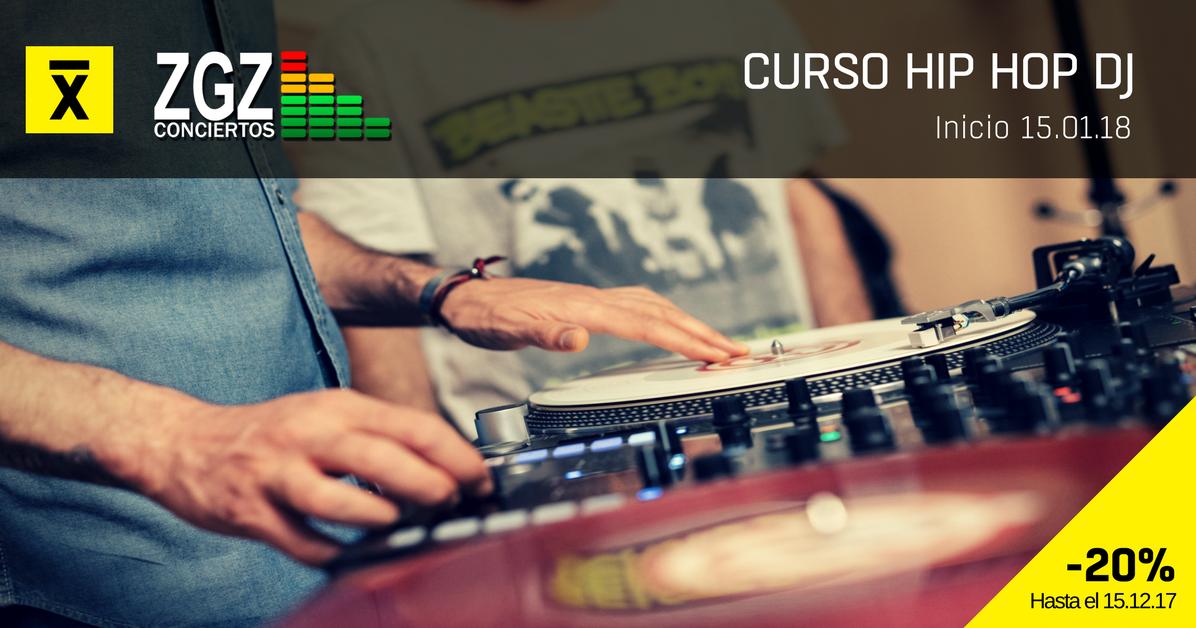 CURSO DE HIP HOP DJ